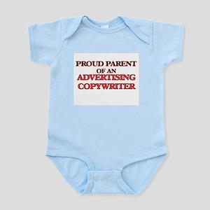 Proud Parent of a Advertising Copywriter Body Suit