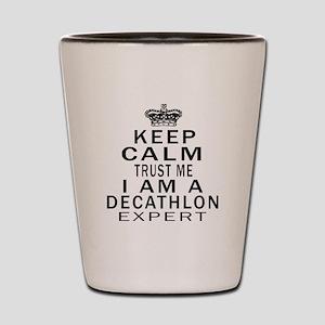Decathlon Expert Designs Shot Glass