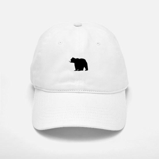 Bear Baseball Baseball Cap