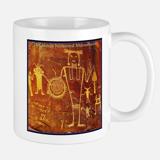 Ancient Drawings Mugs