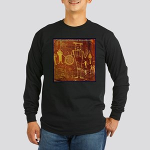 Ancient Drawings Long Sleeve T-Shirt