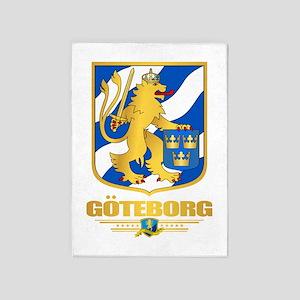 Goteborg 5'x7'Area Rug