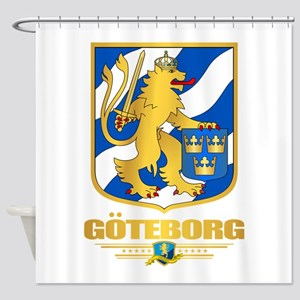 Goteborg Shower Curtain