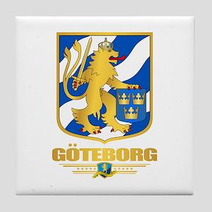 Goteborg Tile Coaster