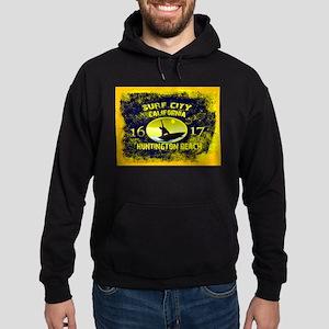 SURF CITY CALIFORNIA Hoodie (dark)