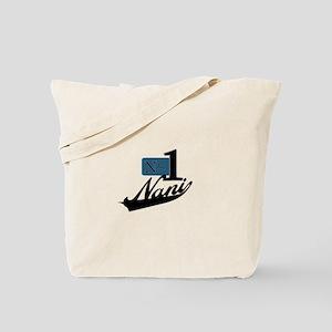 Number One Nani Tote Bag