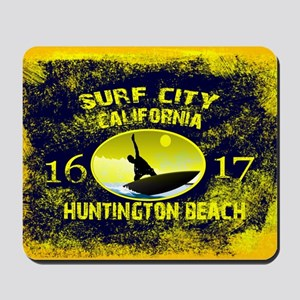 SURF CITY CALIFORNIA Mousepad