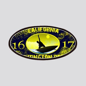 SURF CITY CALIFORNIA Patch