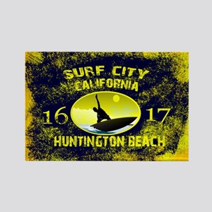 SURF CITY CALIFORNIA Magnets