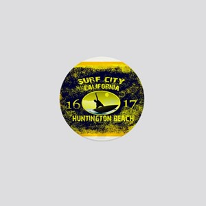 SURF CITY CALIFORNIA Mini Button