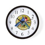 USS Perch (APSS 313) Wall Clock