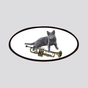 Cat with Trumpet Patch