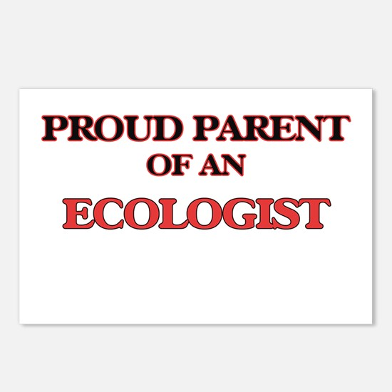 Proud Parent of a Ecologi Postcards (Package of 8)