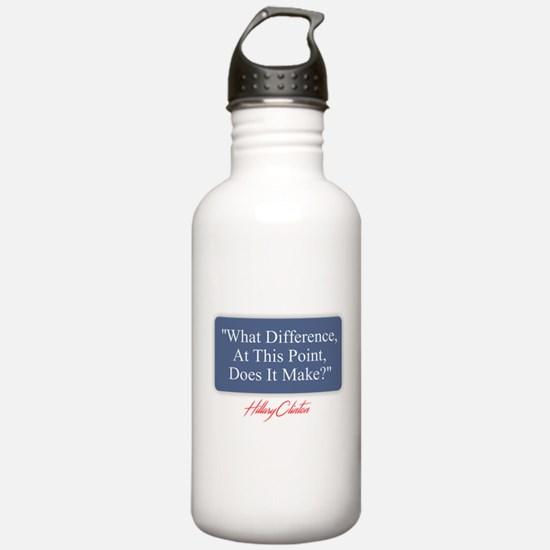 What Difference Water Bottle