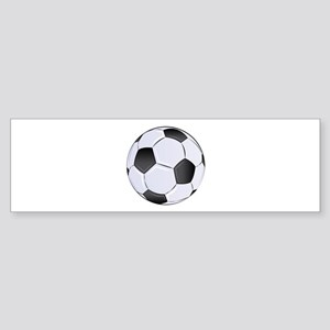Soccer Ball Bumper Sticker