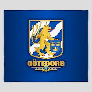Goteborg King Duvet