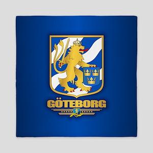 Goteborg Queen Duvet