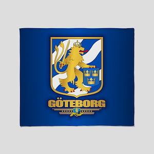 Goteborg Throw Blanket