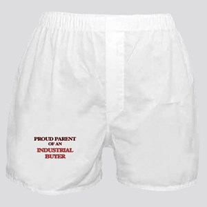 Proud Parent of a Industrial Buyer Boxer Shorts