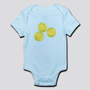 Tennis Balls Body Suit