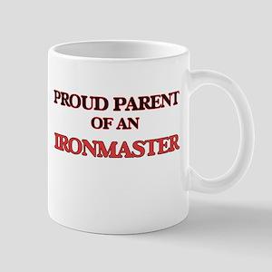 Proud Parent of a Ironmaster Mugs