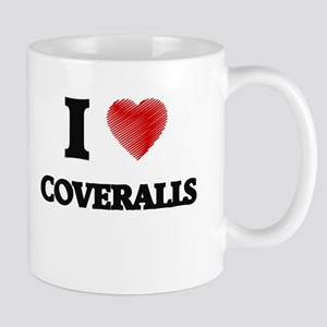 I love Coveralls Mugs