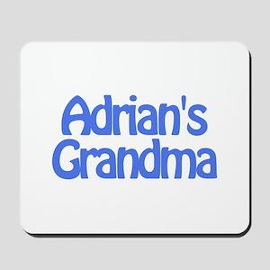 Adrian's Grandma Mousepad