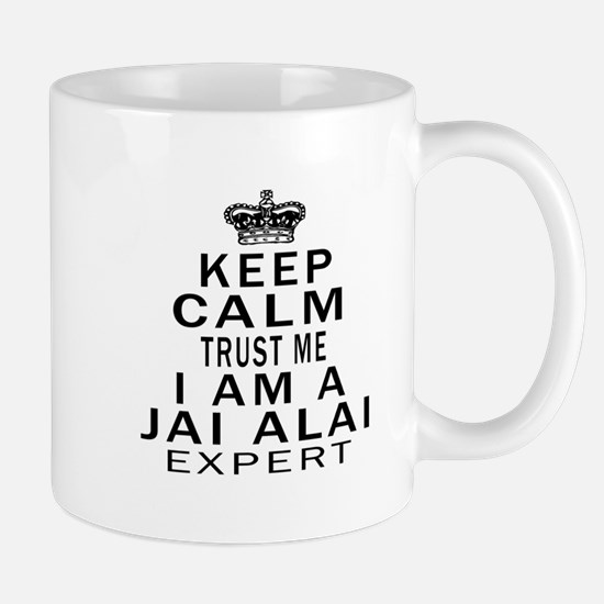 jai Alai Expert Designs Mug
