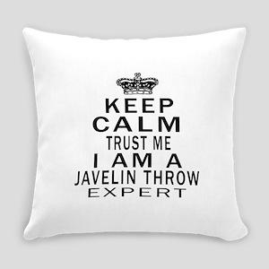 Javelin Throw Expert Designs Everyday Pillow