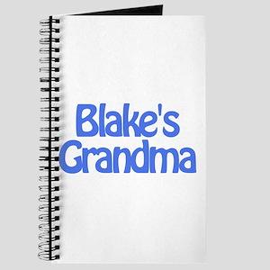 Blake's Grandma Journal