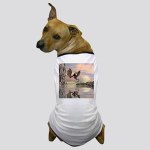 Amazing dragon Dog T-Shirt