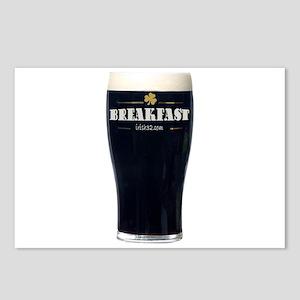 Irish Breakfast Postcards (Package of 8)