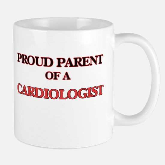 Proud Parent of a Cardiologist Mugs