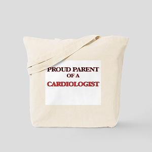 Proud Parent of a Cardiologist Tote Bag