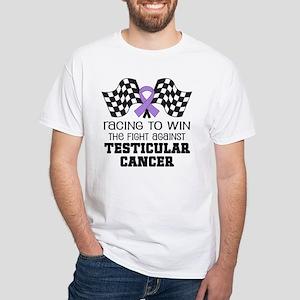 Testicular Cancer Race T-Shirt
