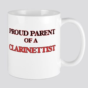 Proud Parent of a Clarinettist Mugs