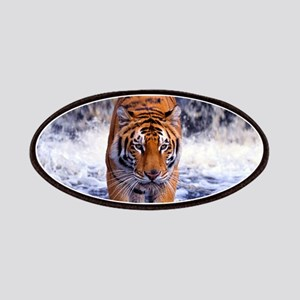 Tiger In Waterfall Patch