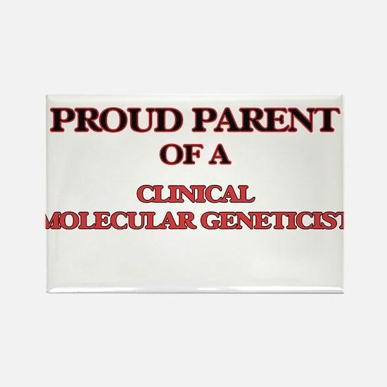 Proud Parent of a Clinical Molecular Genet Magnets