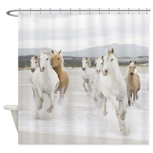 Horses Shower Curtains