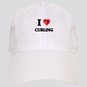 I love Curling Cap
