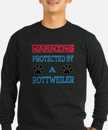 Warning Protected by a Ro T