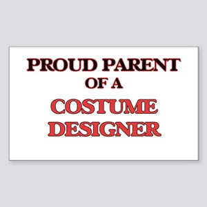 Proud Parent of a Costume Designer Sticker