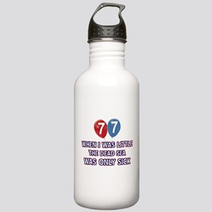 77 year old dead sea d Stainless Water Bottle 1.0L