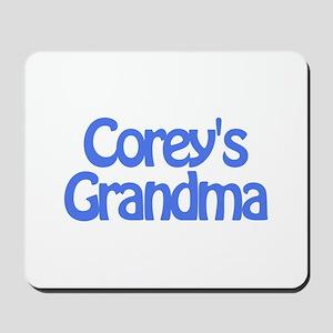 Corey's Grandma Mousepad