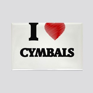 I love Cymbals Magnets