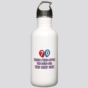 70 year old dead sea d Stainless Water Bottle 1.0L