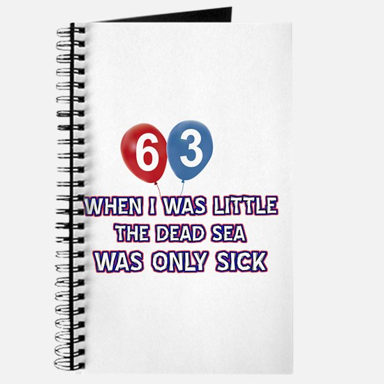 63 year old dead sea designs Journal