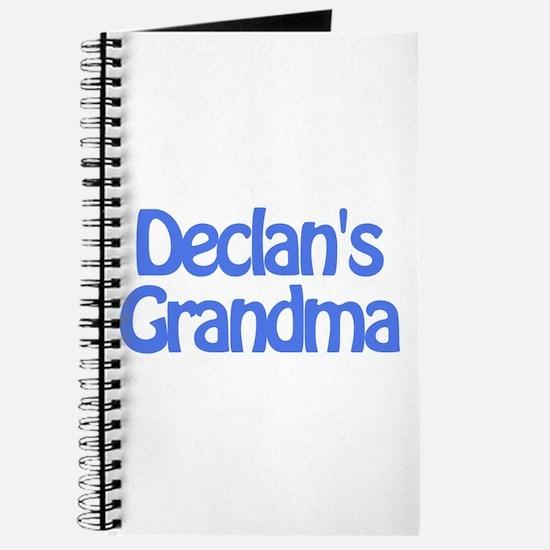 Declan's Grandma Journal