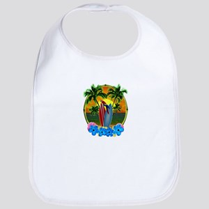 Tropical SunsetTropical Sunset Bib