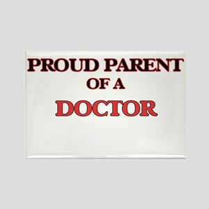 Proud Parent of a Doctor Magnets